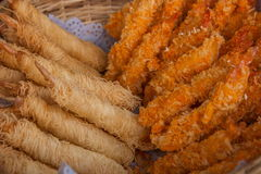 Suzhou πόλεων Luzhi αρχαία τρόφιμα οδών κωμοπόλεων εμπορικά Στοκ Εικόνες