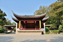 Suzhou ancient architecture. In china Royalty Free Stock Images