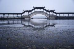 Suzhou Bridge. Outdoor scenery,jingxi old town royalty free stock photography