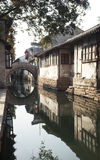 Suzhou Canal Royalty Free Stock Images