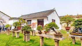 The Humble Administrator's Garden Stock Photography