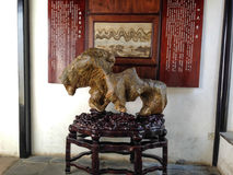 Suzhou, China, famous tourist attractions, Humble Administrator's Garden. Stock Photography