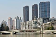 Suzhou Creek Stock Image