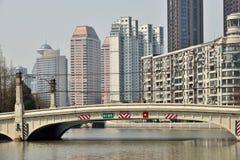 Suzhou Creek Royalty Free Stock Photo
