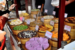 Suzhou cuisine. In Pingjiang Road Royalty Free Stock Photos