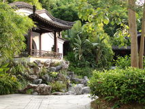 Suzhou Gardens Stock Photography