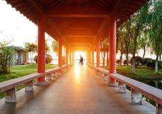 Suzhou gardens Stock Image
