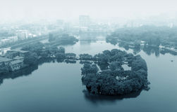 Suzhou gardens Royalty Free Stock Images