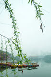 Suzhou gardens Royalty Free Stock Image