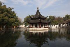 Suzhou-Garten Lizenzfreies Stockfoto
