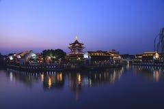 Suzhou-Garten Stockbild
