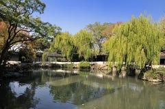 Suzhou humble administrator's garden Royalty Free Stock Image