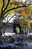 Suzhou humble administrator's garden Stock Image