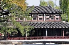 Suzhou humble administrator's garden Royalty Free Stock Photo