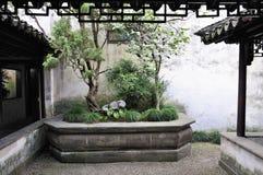 Suzhou humble administrator's garden Royalty Free Stock Photography