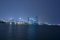 Suzhou Jinji sjö royaltyfria bilder