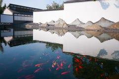 Suzhou museum Stock Photo