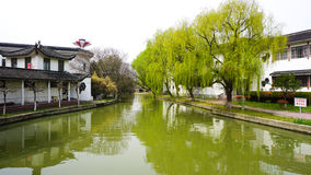 Suzhou ogród Obrazy Royalty Free