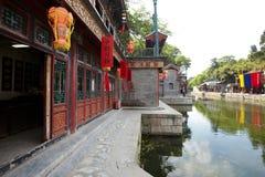 Suzhou street Royalty Free Stock Photo