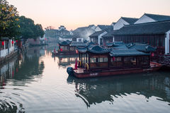 Suzhou Tongli Town. Eastphoto, tukuchina, Suzhou Tongli Town, Tourist destinations, Domestic, Landscape Royalty Free Stock Photos