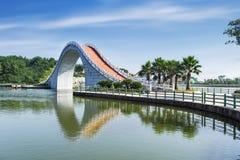 Suzhou trädgårdar Royaltyfria Bilder
