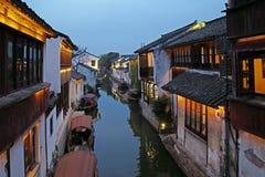 Suzhou Zhouzhuang Obrazy Royalty Free