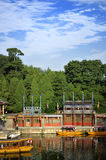 SuZou Street In Summer Palace Royalty Free Stock Photography