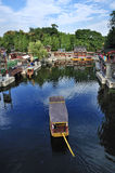 SuZou street in summer Palace Royalty Free Stock Image