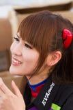SUZUKA, ΙΑΠΩΝΊΑ - 29 Ιουλίου: Μη αναγνωρισμένο κοίλωμα Babes στοκ φωτογραφίες