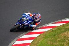 SUZUKA, JAPAN July 29. Rider of F.C.C. TSR Honda