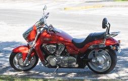 Suzuki Boulevard M109R Motorcylce images stock