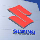 Suzuki Car manufacturer Stock Image