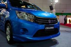 Suzuki_Celerio Foto de Stock Royalty Free