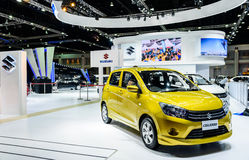 Suzuki Celerio Stock Photography
