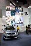 Suzuki_ERTIGA Royalty Free Stock Image