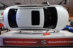 Suzuki Exhibit Stock Photo