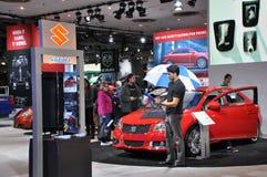 Suzuki Exhibit Royalty Free Stock Image