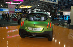 Suzuki G70 concept Stock Photography