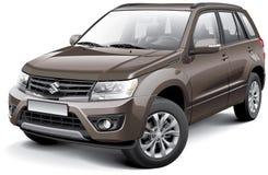 Suzuki GROTE VITARA Royalty-vrije Stock Foto's