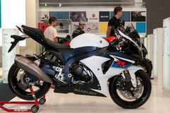 Suzuki GSX-R Stock Photos