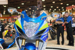Suzuki GSX-R1000 2015 motocykl Obraz Stock