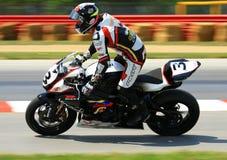 Suzuki GSX-R1000 race motorcycle stock photos