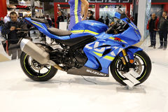 Suzuki gsx world premiere 2016 Stock Images