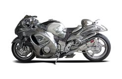 Suzuki Hayabusa Royalty Free Stock Photos