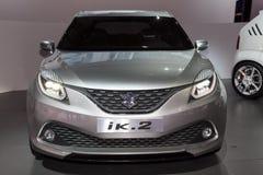 2015 Suzuki iK-2 Concept Royalty-vrije Stock Foto's