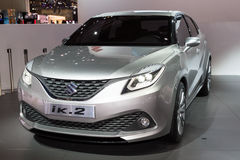 2015 Suzuki iK-2 Concept Royalty-vrije Stock Fotografie