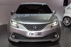 2015 Suzuki iK-2 pojęcie Zdjęcia Royalty Free