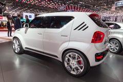 2015 Suzuki iM-4 Concept Royalty-vrije Stock Afbeeldingen