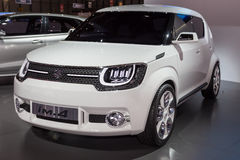 2015 Suzuki iM-4 Concept Royalty-vrije Stock Foto's