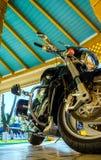 Suzuki Intruder motorcycle  Stock Images